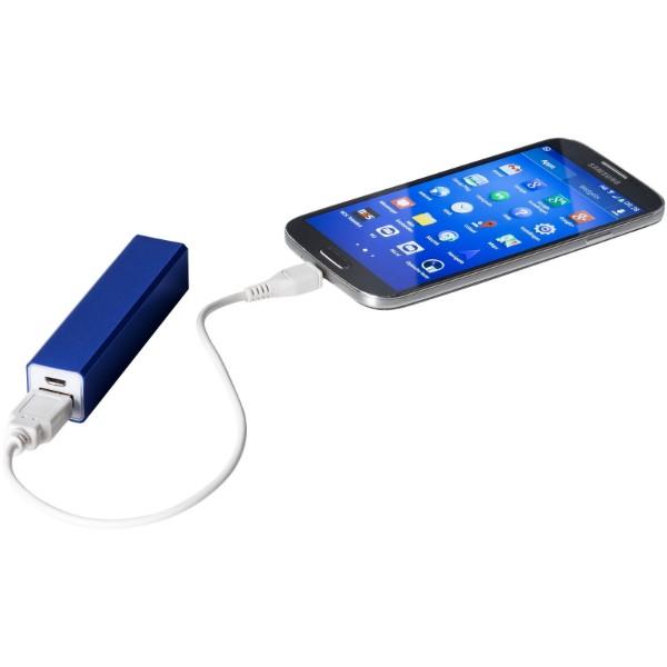Powerbanka Volt 2200 mAh - Světle modrá