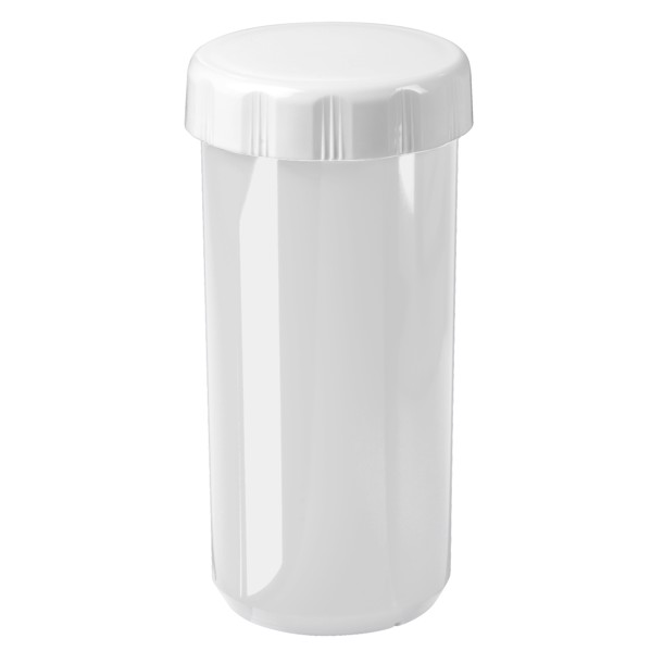 """Drinking Cup """"Drink Safe"""" - White"""