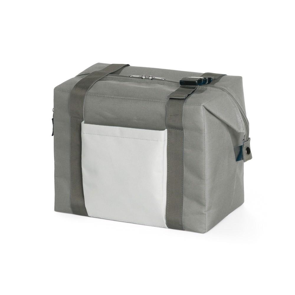 PHILADEL. Ισοθερμική τσάντα 15 L - Γκρί