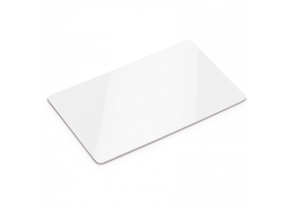 RFID blocking card - Black / White