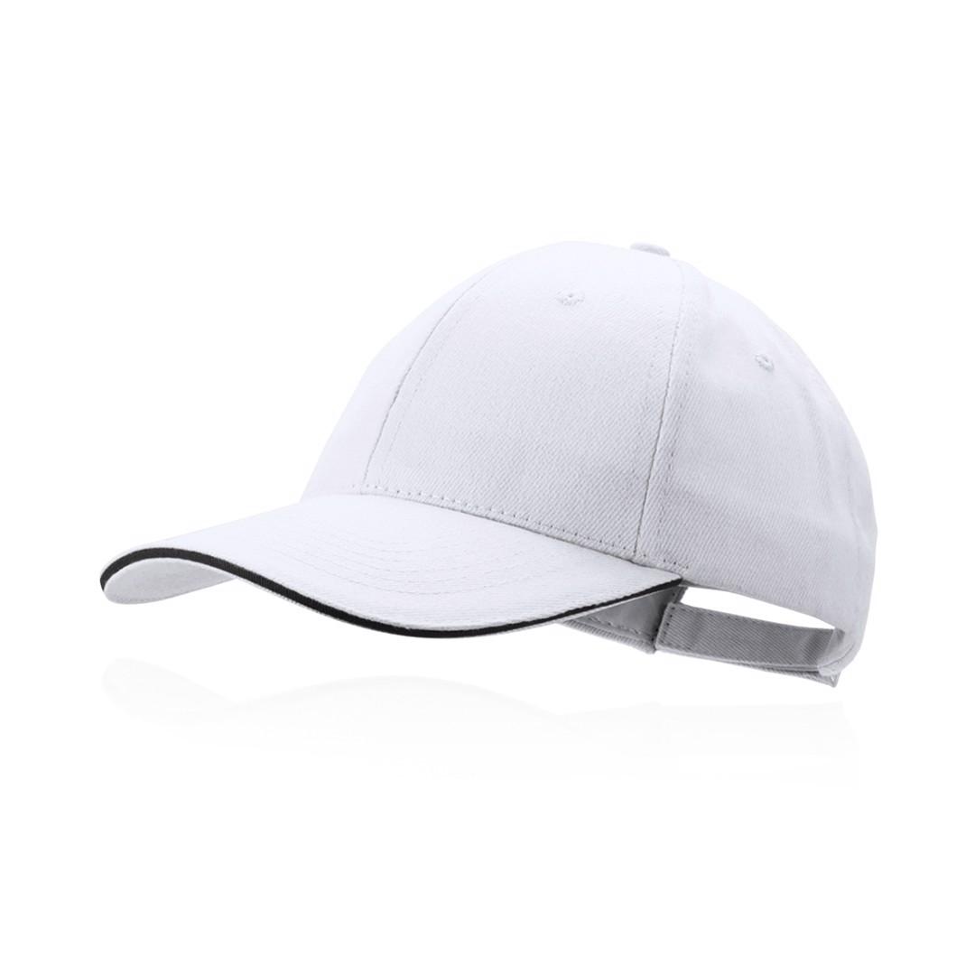 Cap Rubec - White