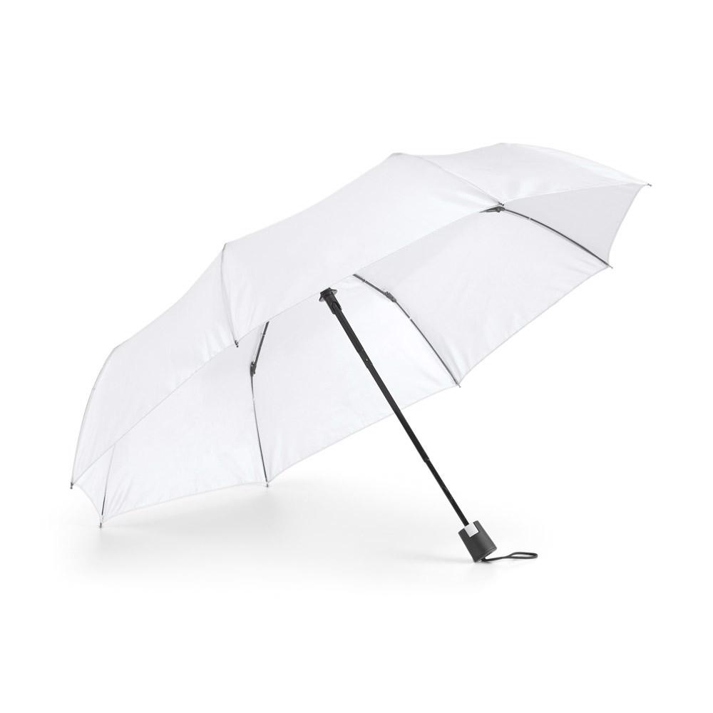TOMAS. Συμπαγής ομπρέλα - Λευκό