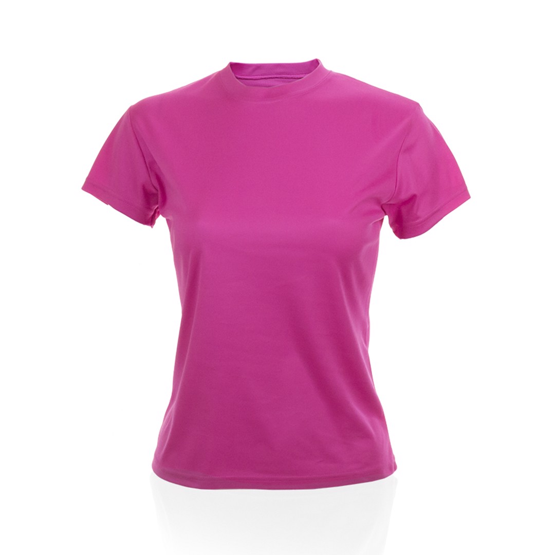 T-Shirt Mulher Tecnic Plus - Fucsia / XL