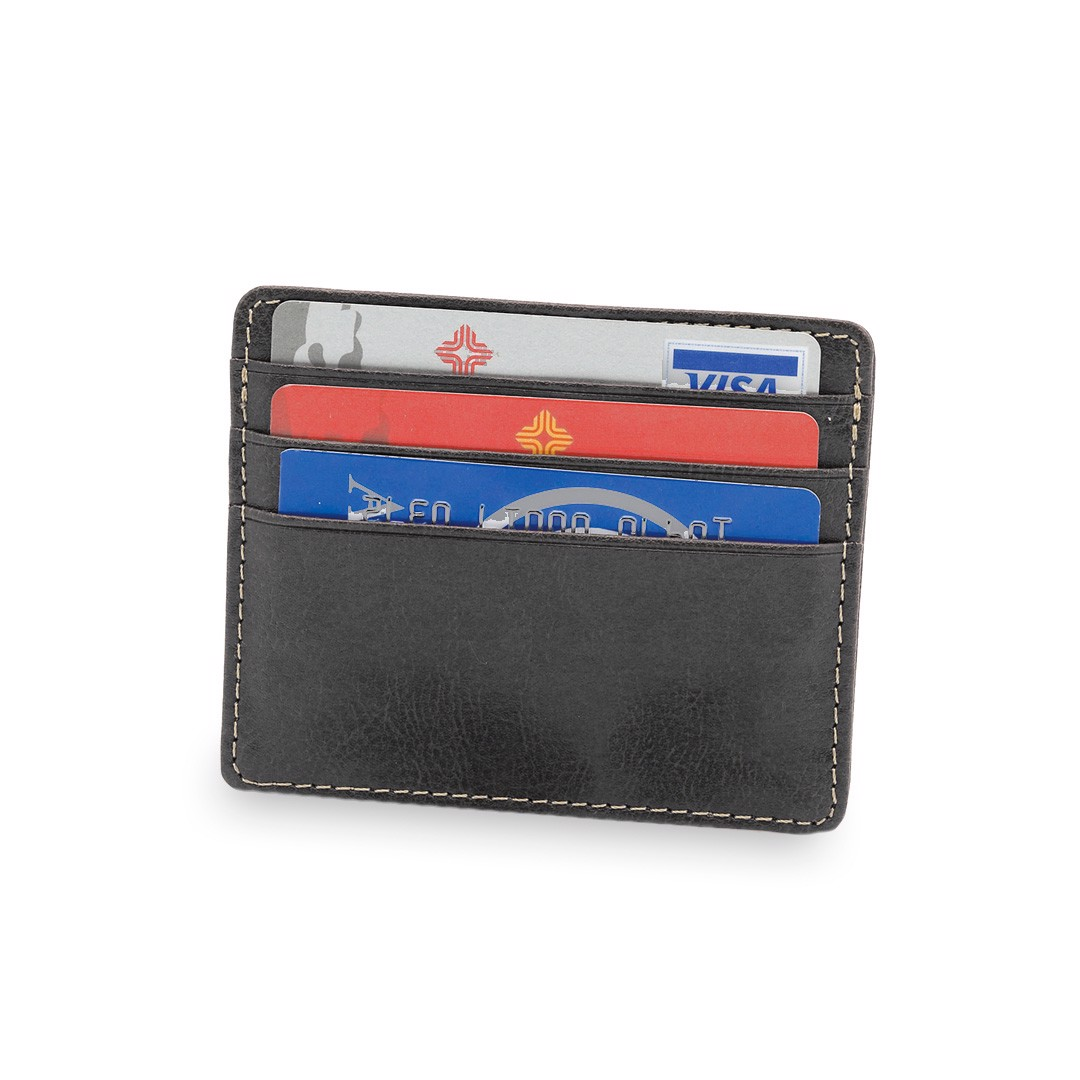 Purse and Card Holder Lex - Black