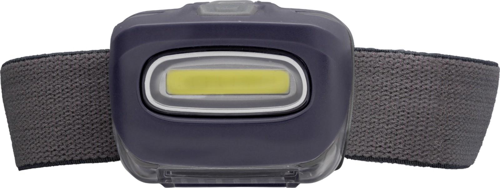 ABS head light - Black
