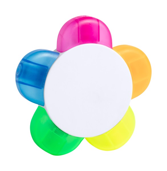 Evidențiator Hindal - Multicolor