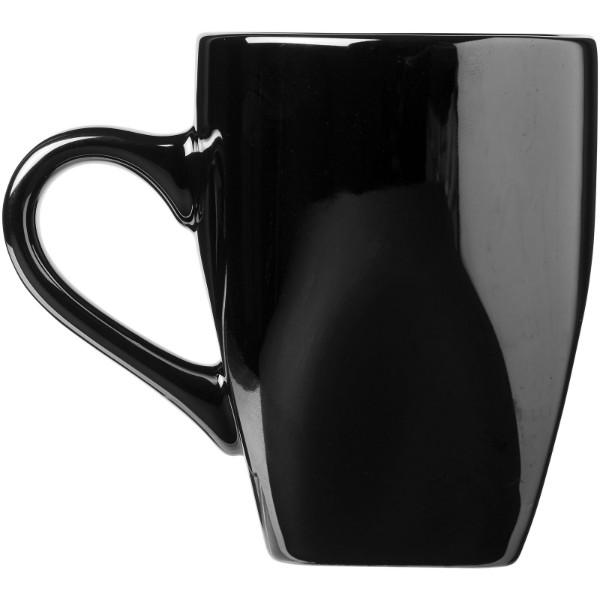 Keramický hrnek Cosmic 360 ml - Černá