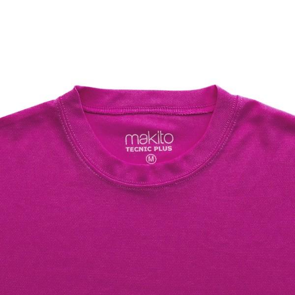 T-Shirt Mulher Tecnic Plus - Vermelho / S