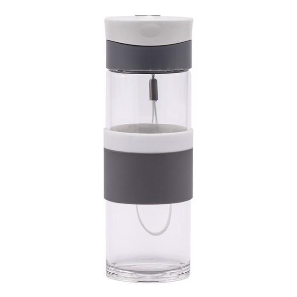 Szklana butelka Top Form 440 ml - Biały