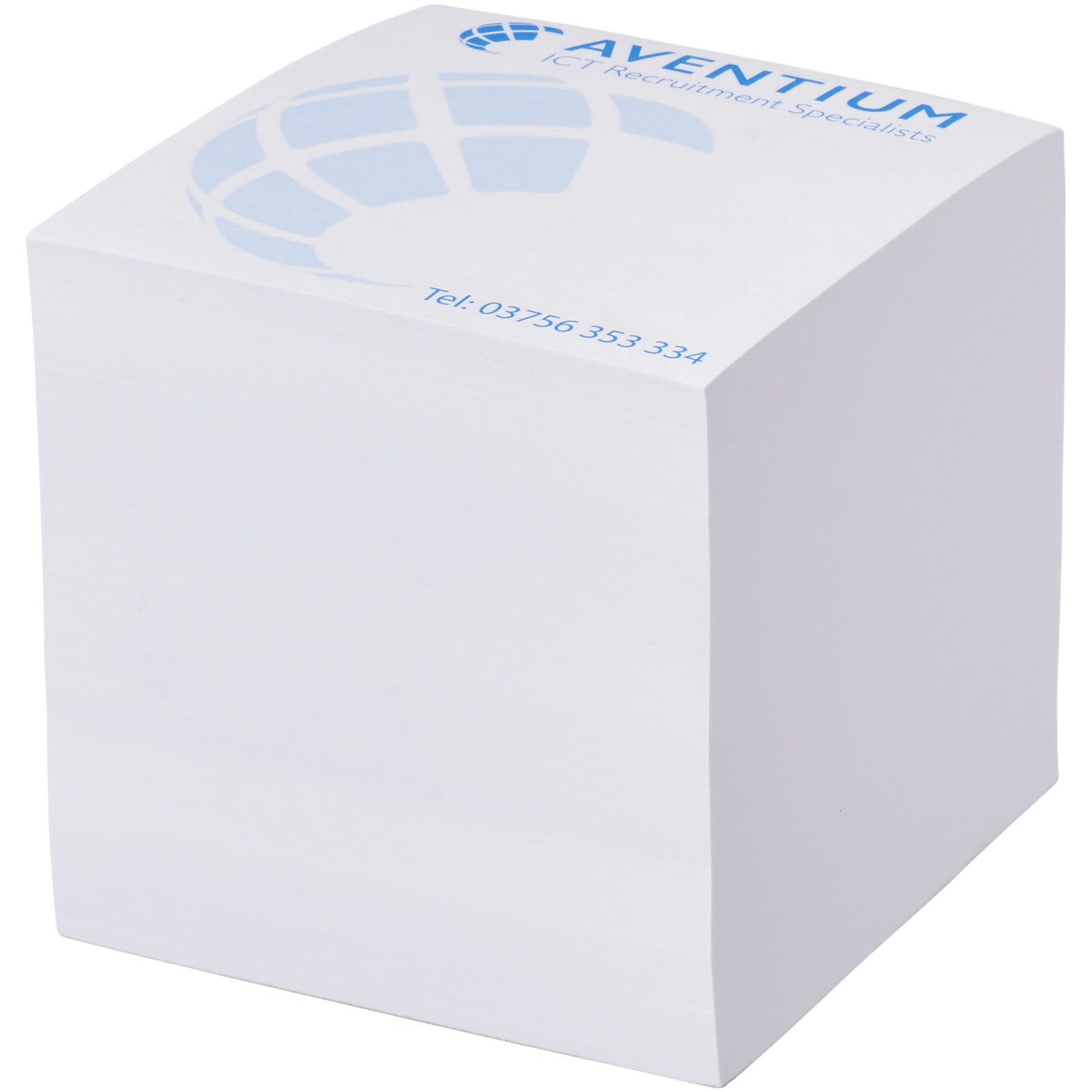 Velký poznámkový blok Block-Mate 3A 85x85