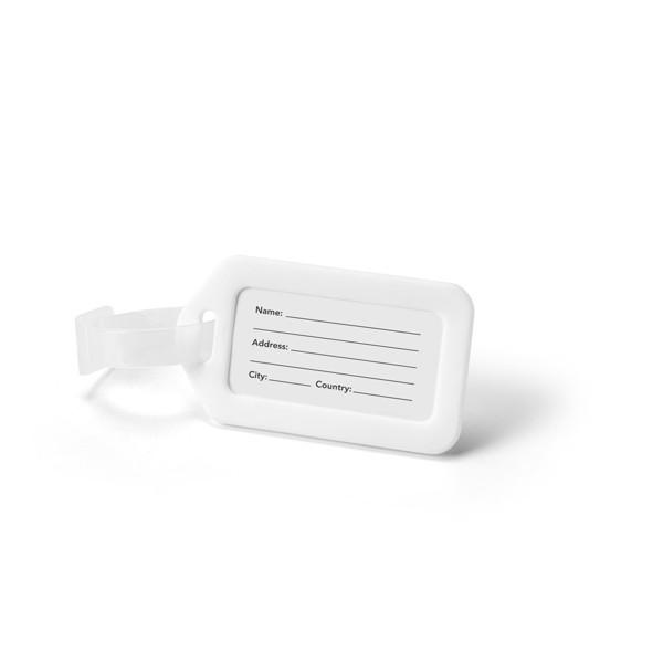 FINDO. ID tag - Λευκό