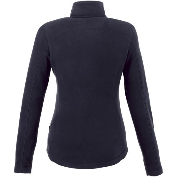 Dámská bunda Pitch z materiálu mikro fleece - Navy / XL
