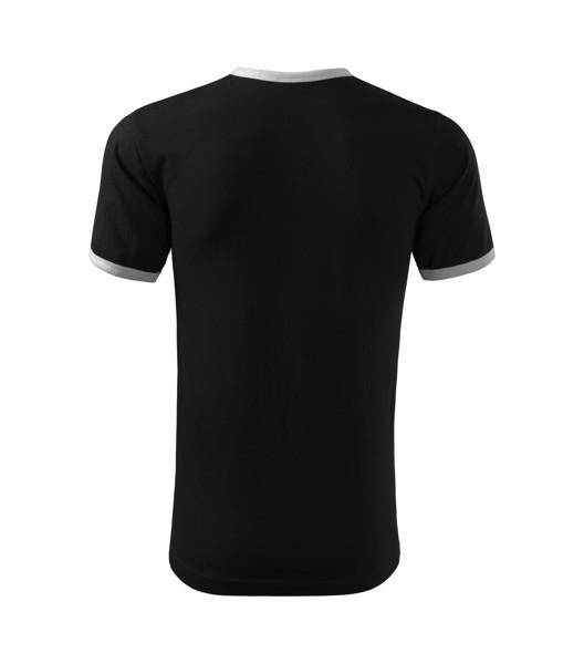 Tričko dětské Malfini Infinity - Černá / 122 cm/6 let