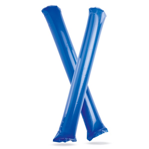Inflatable cheering stick Bambam - Blue