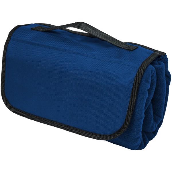 """Manta de forro con asa """"Meadow"""" - Azul Marino"""