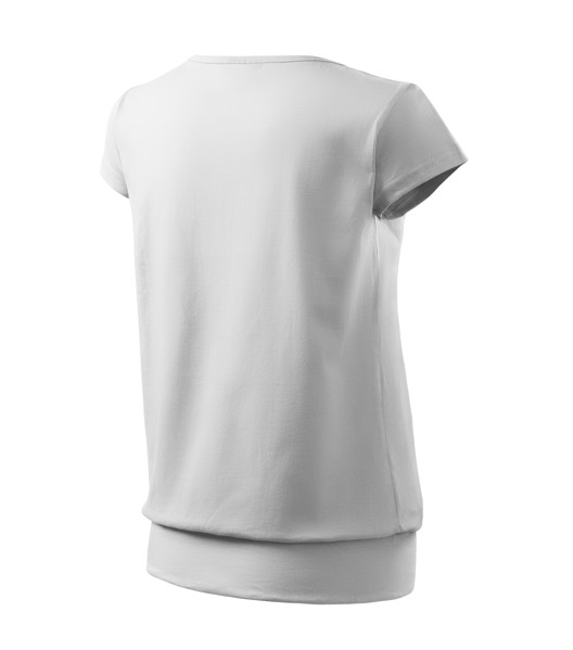 T-shirt Ladies Malfini City - White / L