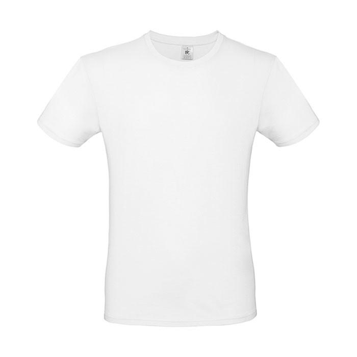 T-shirt 145 g/m² #E150 T-Shirt - White / XS