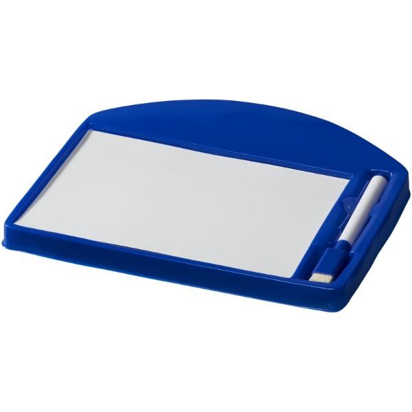 Sketchi dry erase message board - Blue
