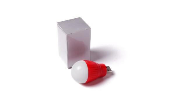 Lámpara USB Kinser - Negro