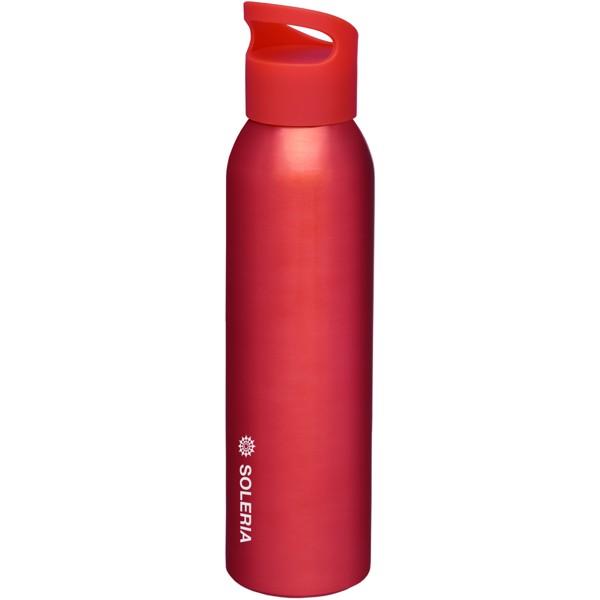 Sky 650ml sportovní láhev - Červená s efektem námrazy