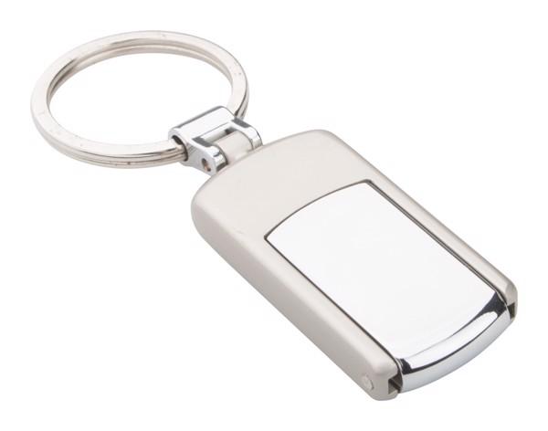Usb Flash Disk Hikiki - Stříbrná / 4GB