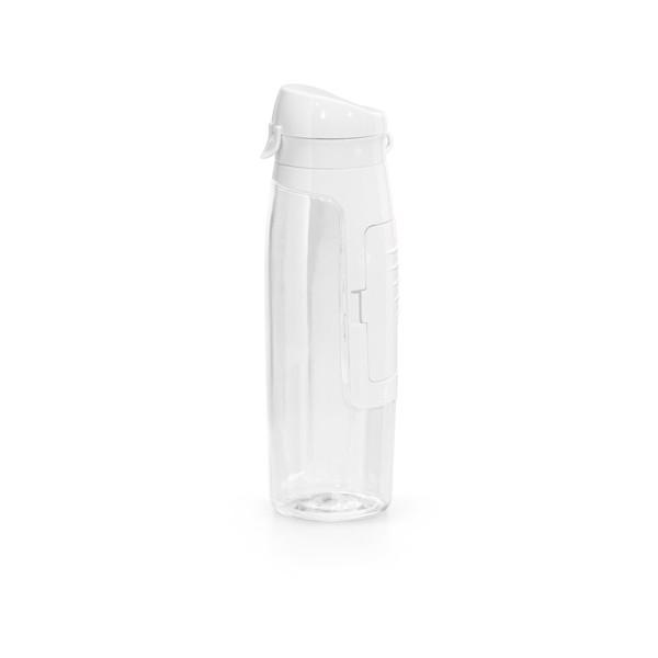PEPE. Sportovní láhev 800 ml - Bílá