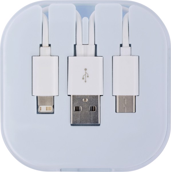ABS cable set - White