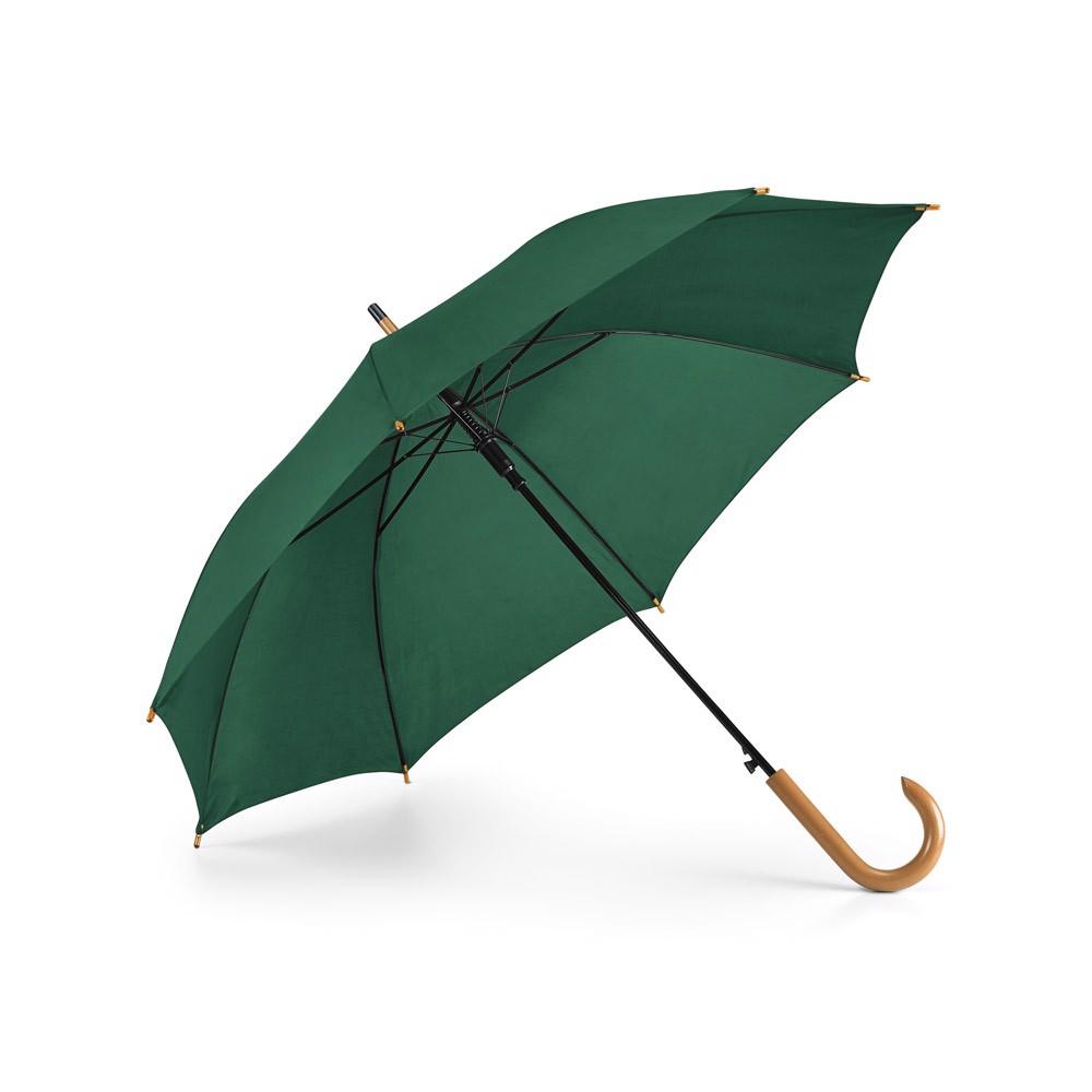 PATTI. Umbrella with automatic opening - Dark Green
