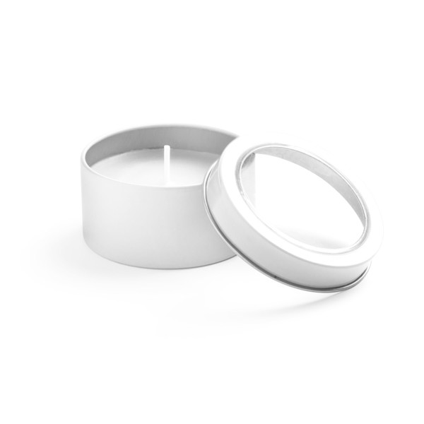Aromatic Candle Sioko - White