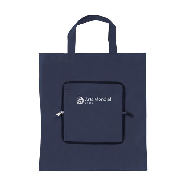 SmartShopper folding bag - Dark Blue