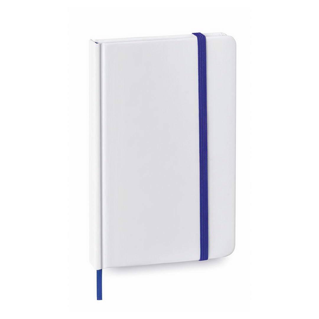 Bloc Notas Yakis - Blanco / Azul