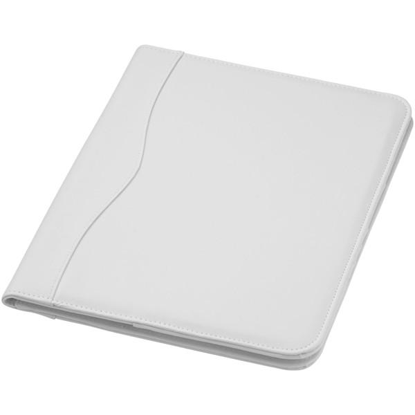 Ebony A4 portfolio - White