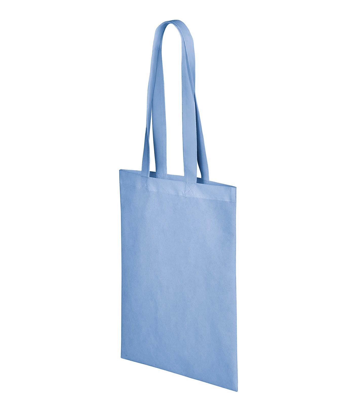Nákupní taška unisex Piccolio Bubble - Nebesky Modrá / uni