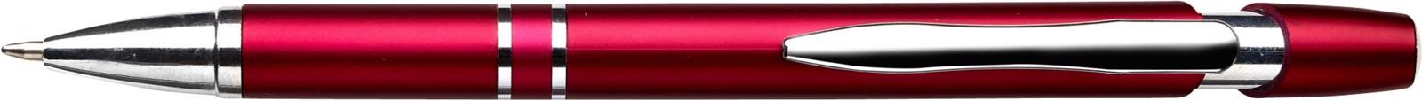 ABS ballpen - Red