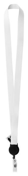 Ovratni trak po meri za sublimacijski tisk iz reciklirane PET plastike Subyard YoYo A – White