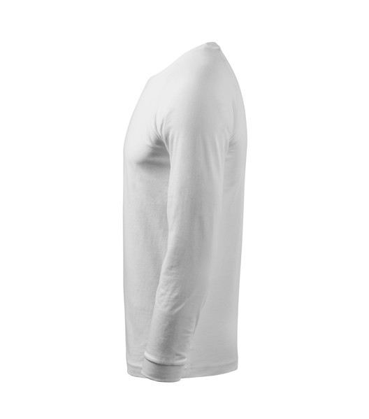 T-shirt men's Malfini Street LS - White / XL