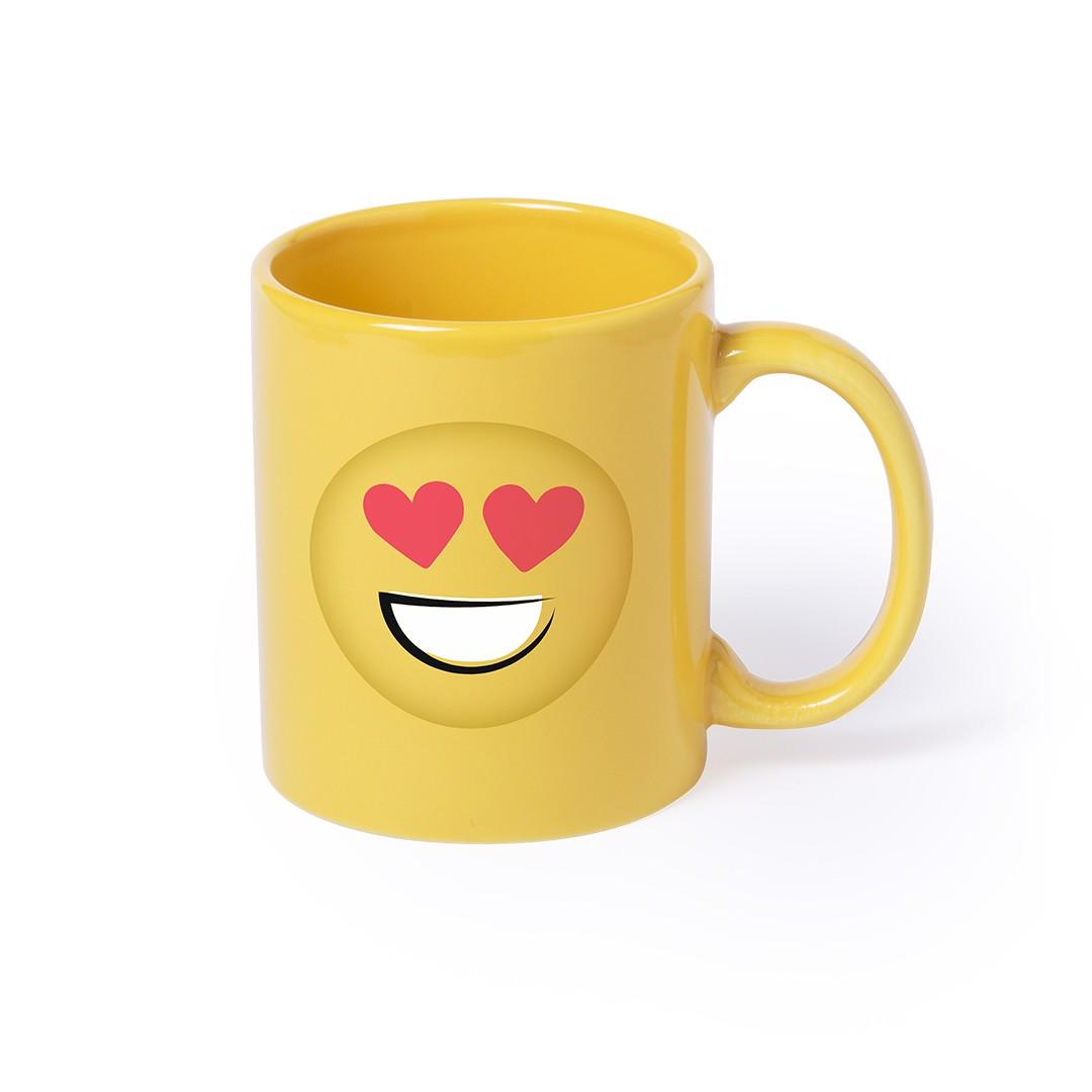Chávena Ashley - Coração