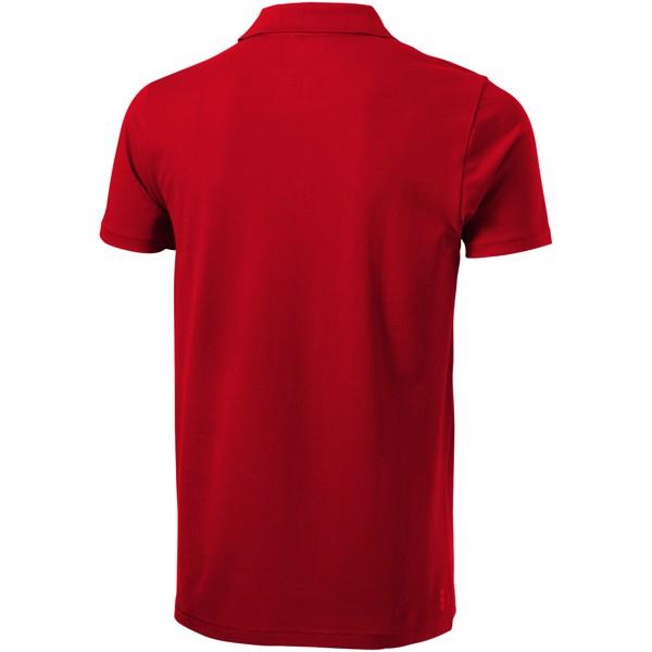 Seller short sleeve men's polo - Red / S