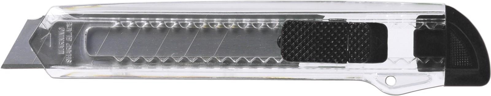 Metal hobby knife - Black