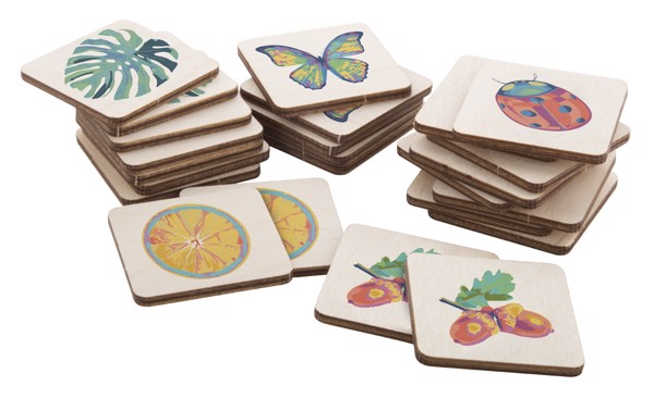 Memory Game Immermor Creative - Natural