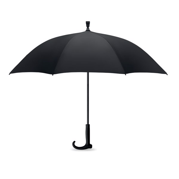 Parasol z laską Stickbrella - czarny
