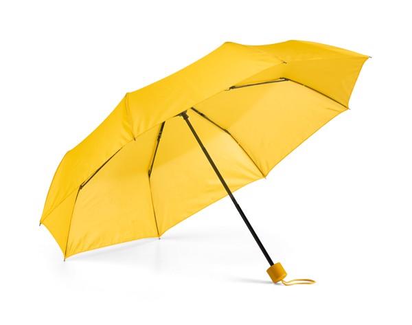 MARIA. Συμπαγής ομπρέλα - Κίτρινο