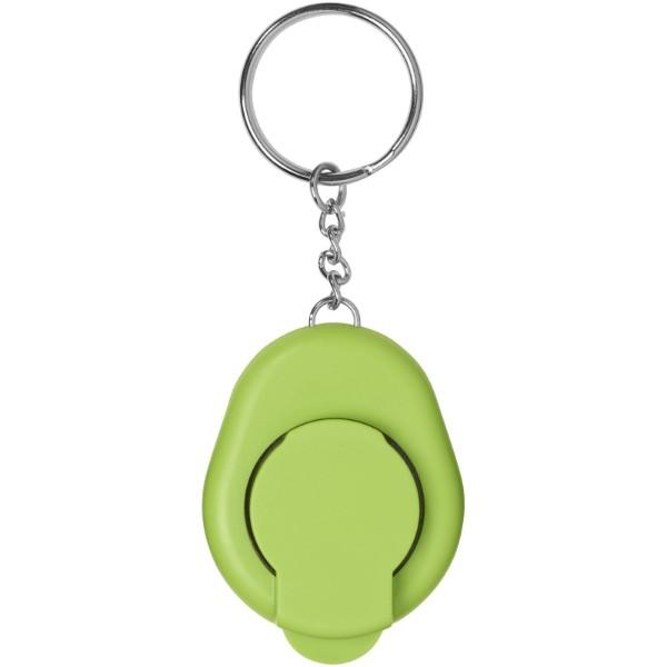 Klíčenkový otvírák na lahve Cappi - Limetka