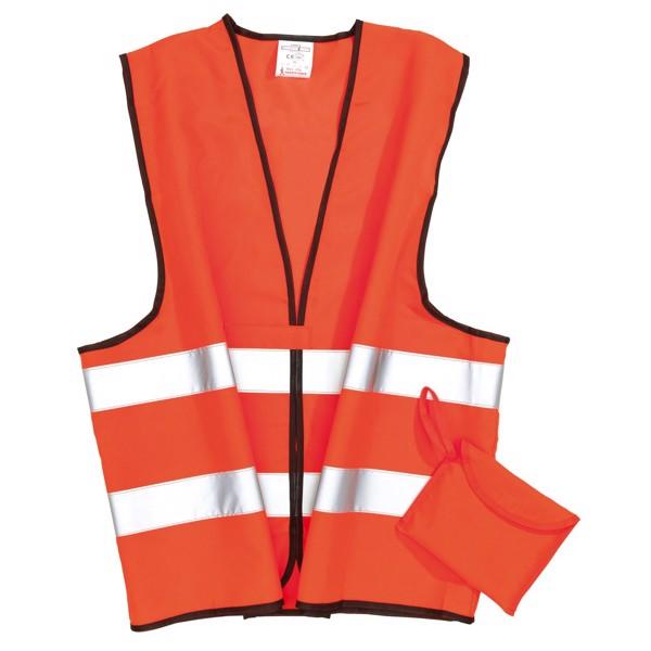 Bezpečnostní Vesta Hero / Oranžová