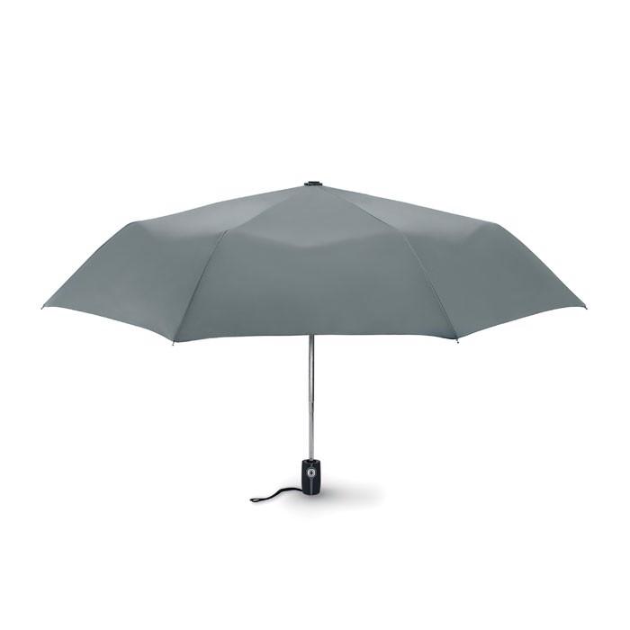 Luxe 21 inch storm umbrella Gentlemen - Grey