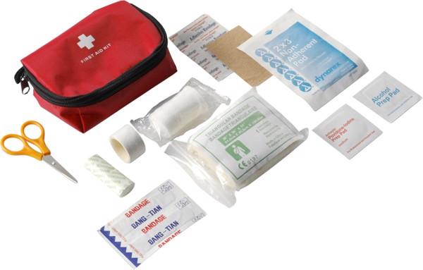 Nylon first aid kit
