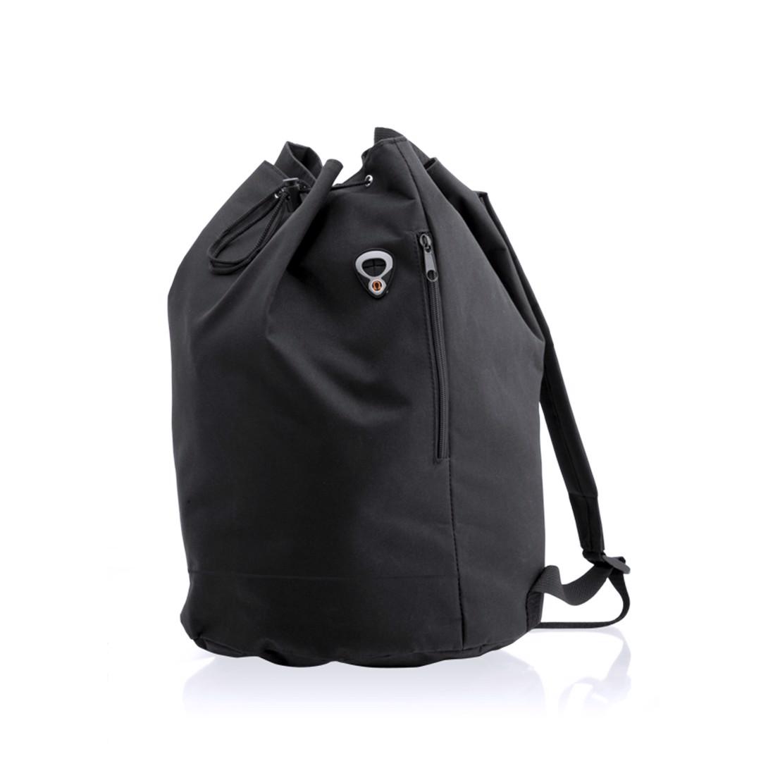 Duffel Backpack Sinpac - Black