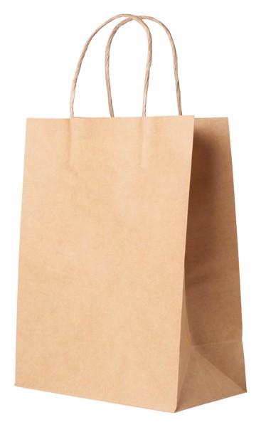 Papírová Taška Mall - Hnědá