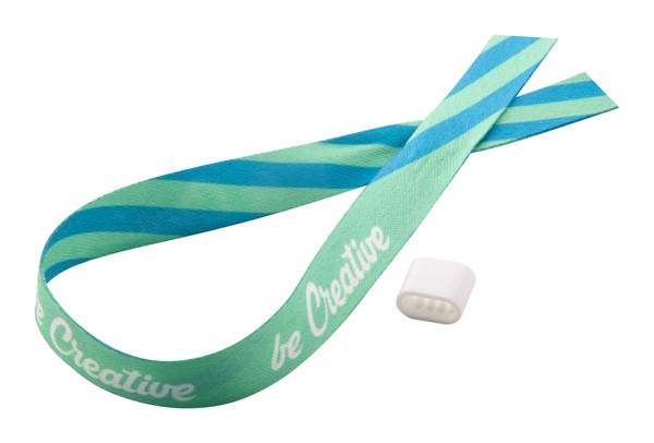 Custom Festival Bracelet SuboWrist - White