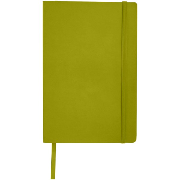 Zápisník Classic A5 v měkkých deskách - Limetka